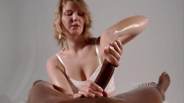 masaj penis
