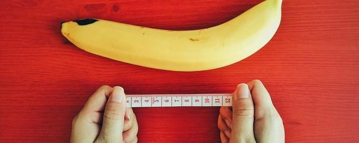 circumferința medie a penisului)
