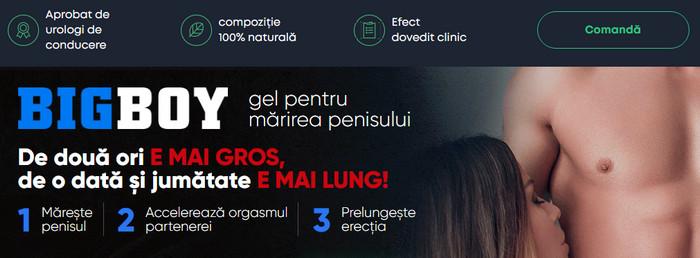 BigLover România, pret, compozitie, comentarii – cel mai eficient gel pentru sex intens și lung