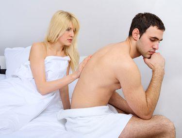când un bărbat realizează o erecție)