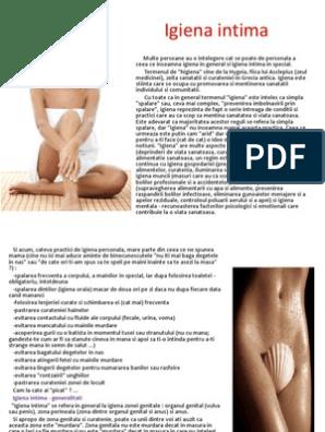 masaje intime ale penisului