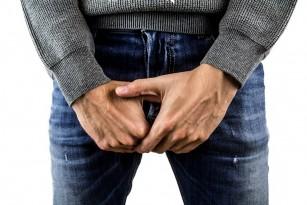 erecție medie de lungime masculină