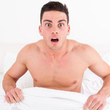 semne ale unui penis erect)
