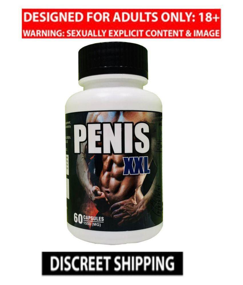 Penis XL – Capsule pentru Erectie, 60 cps