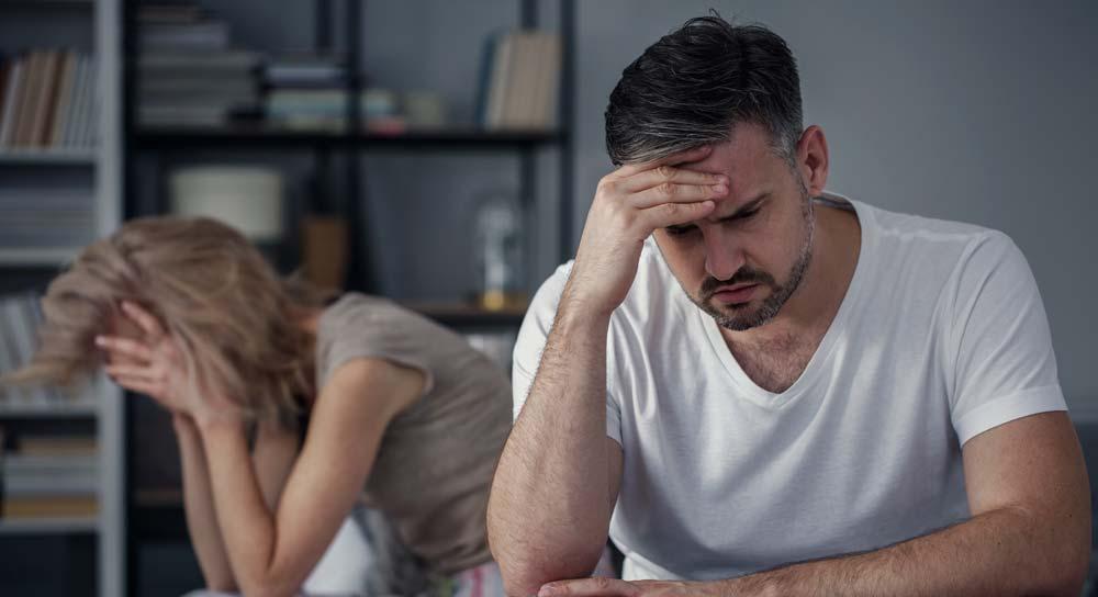 erecția unui bărbat cade înainte de actul sexual
