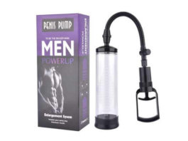 Penis de casa pompa pentru marirea