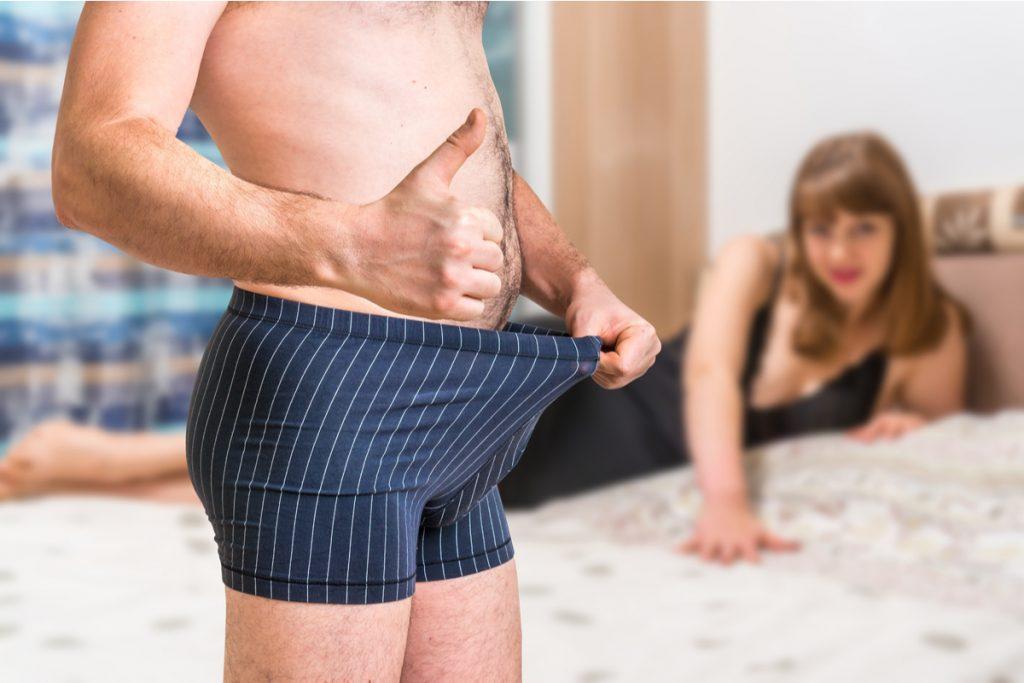 dimensiunea la erecție puncte de erecție biologic active
