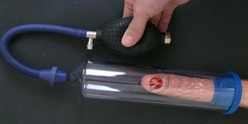 cum se fac pompe de vid pentru penis