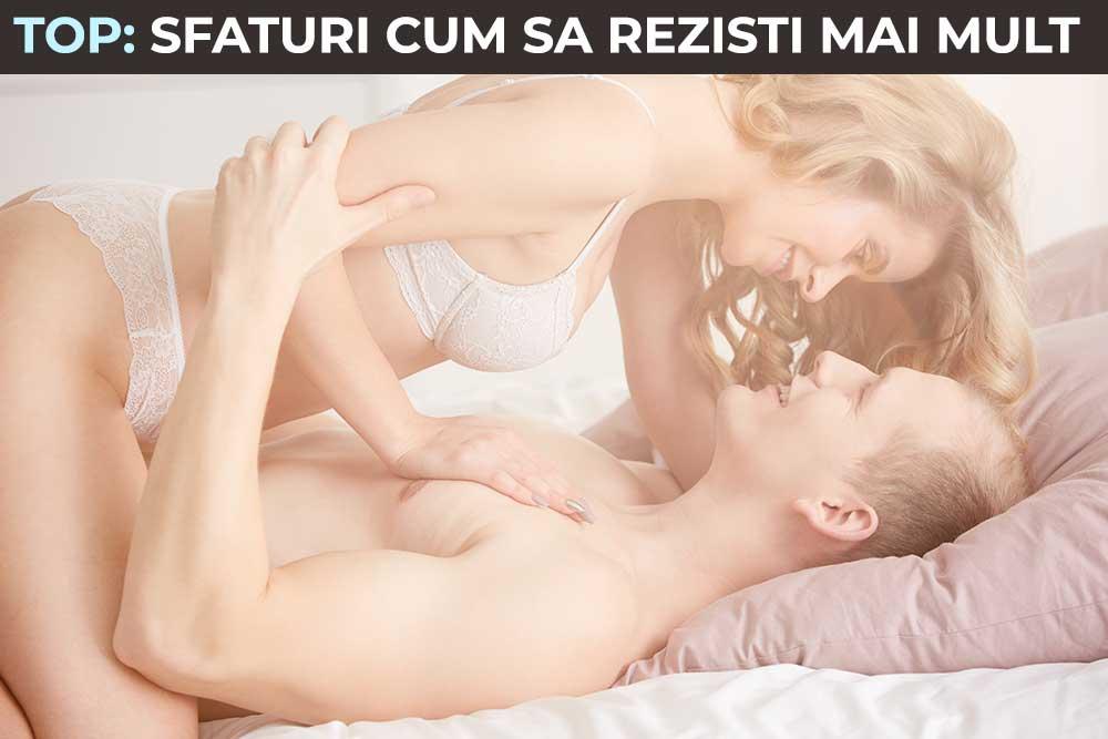 Rezistența act sexual: cum faci sa ejaculezi mai greu atunci cand faci sex? • Just Love