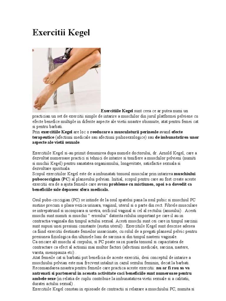 exerciții pentru îmbunătățirea erecției sexuale