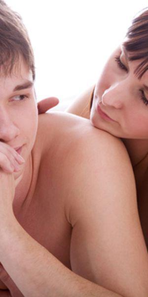 problema slăbirii erecției în timpul actului)