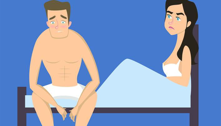 ce să faci dacă o erecție slabă ejaculare rapidă erecție proastă