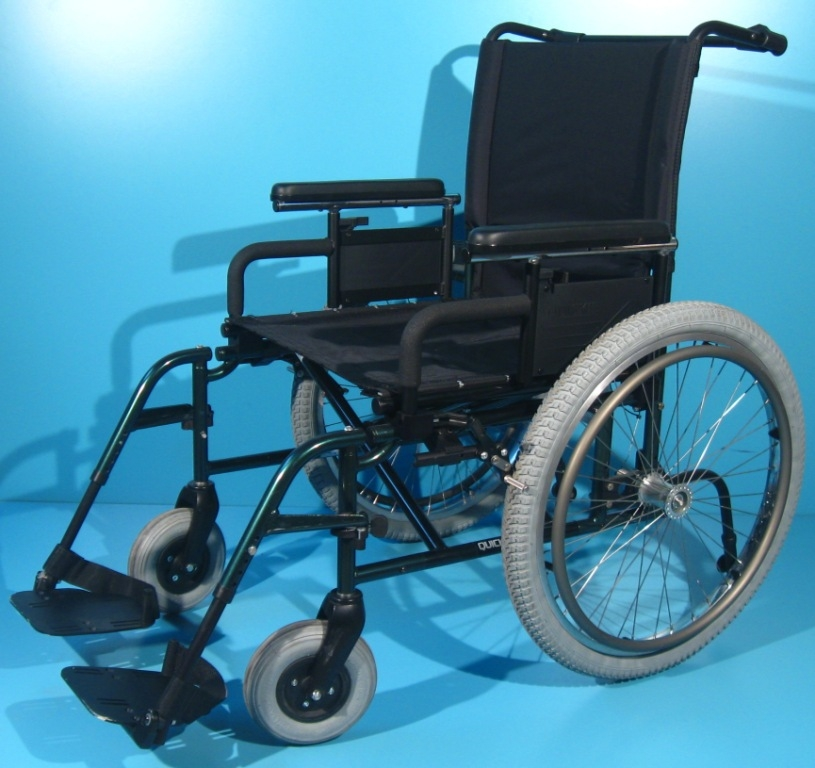 Viata in scaunul cu rotile
