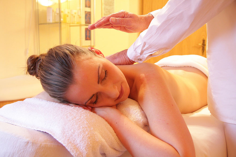 masaj pentru o erecție bună)