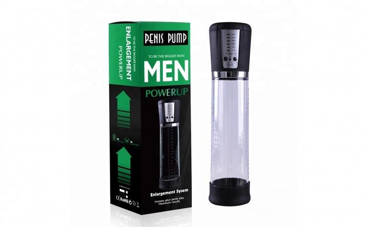 Pompă de vid pentru mărirea penisului