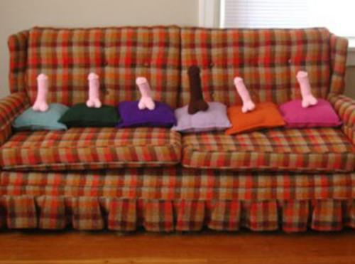 Huse pentru penis tricotate online)