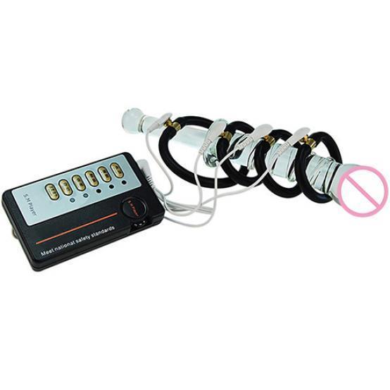 Electrosex electro stimulare penis