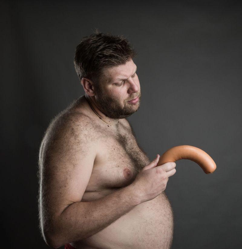 de ce penisul meu nu este drept
