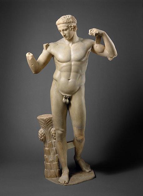 penis în Grecia antică