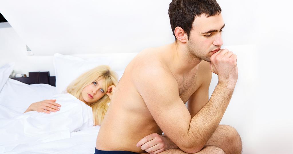 cauzele erecției proaste
