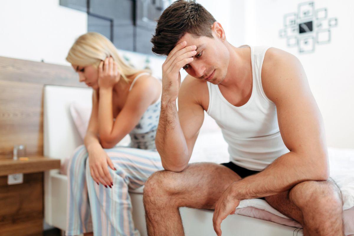 erecție slabă și fără atracție