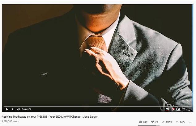 masaj penis youtube
