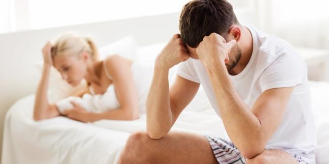 ejaculare rapidă cu erecție lentă