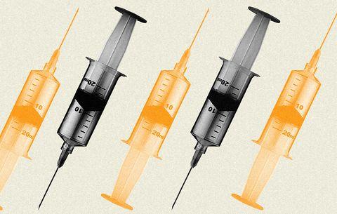 injectarea de botox în penis