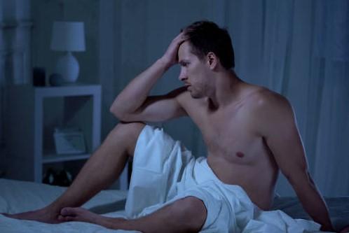 lipsa de erecție vise rele