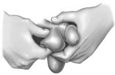 stimularea penisului cu mâna