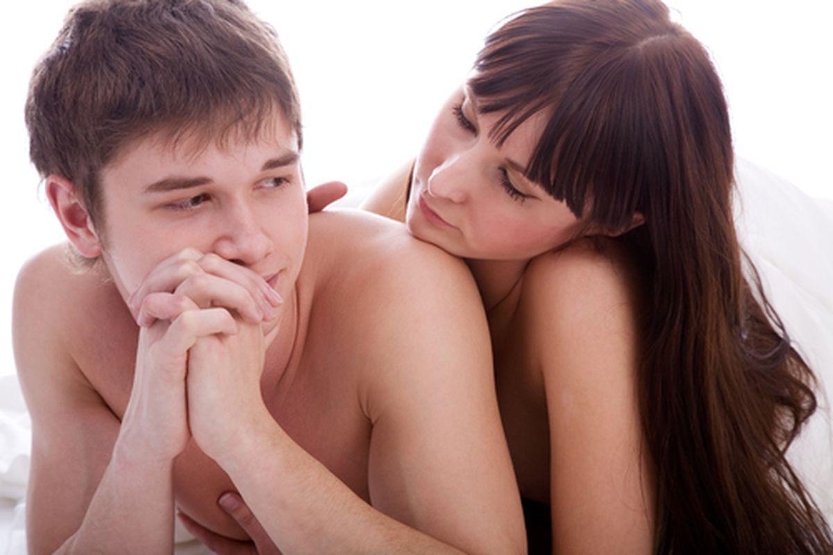 erecție după abstinență îndelungată)