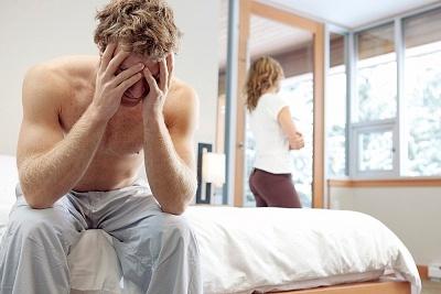 fără erecție dimineața din cauza prostatitei)