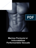 Creșterea în penis - metoda de muls