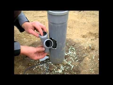 montarea pompei de vid