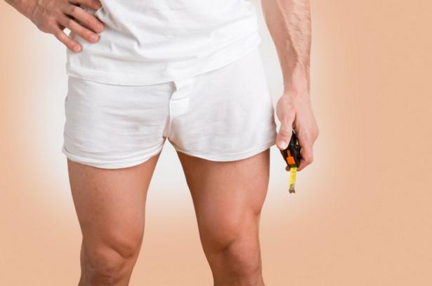 îngroșarea și alungirea atașamentelor penisului