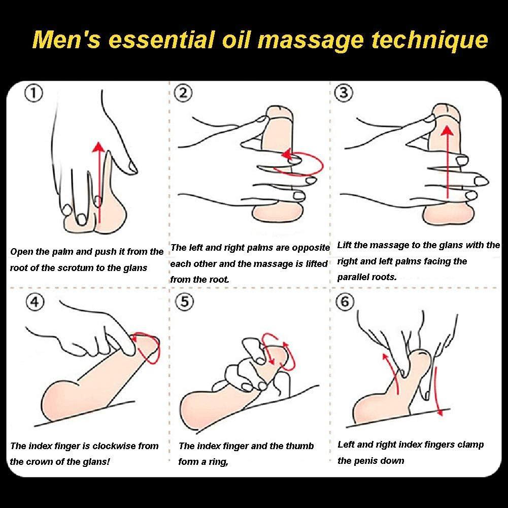 masaje penis