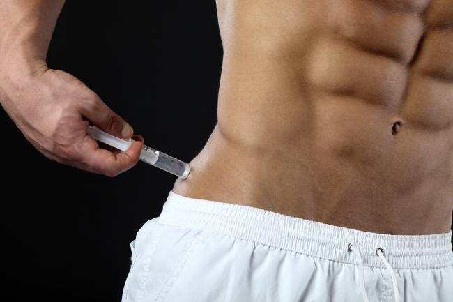 erecție din steroizi)