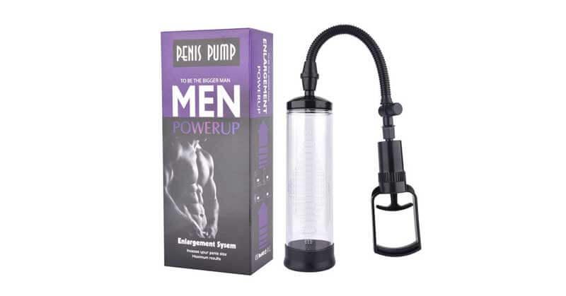 pompa de vid pentru a crește erecția