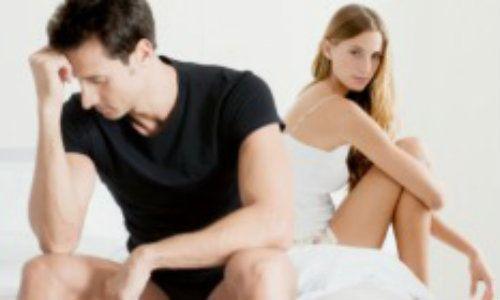 probleme de erecție în timpul actului sexual
