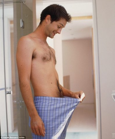 bărbații au penisuri diferite)