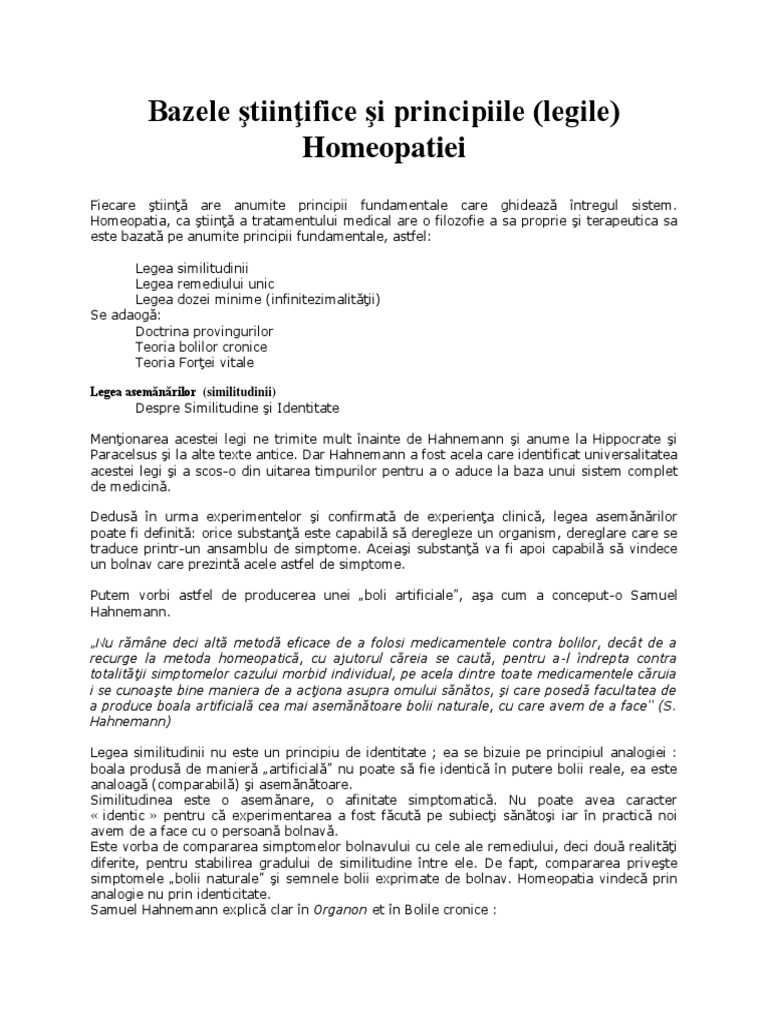 homeopatie și erecție